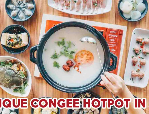Congee Legend - Feature Image