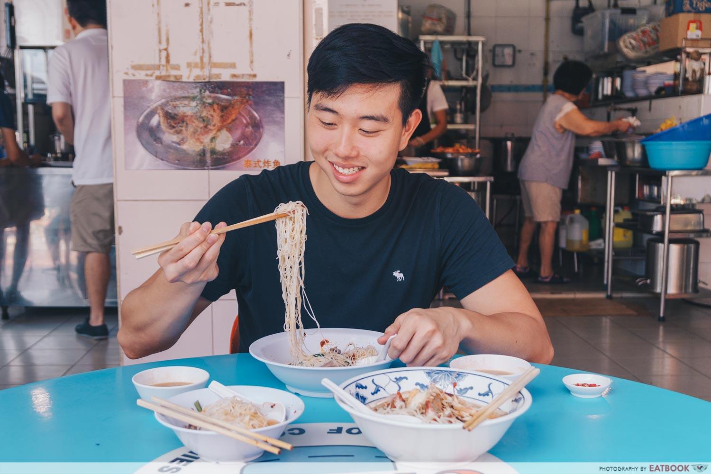 Da Dong Prawn Noodles - Verdict shot