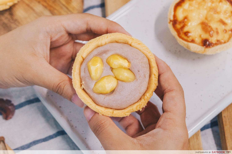 June Bakery - Orh Nee Tart