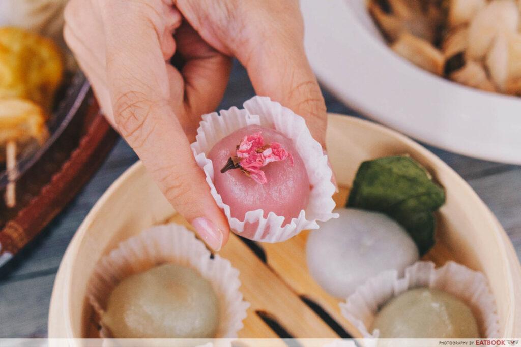 Mister Wu Dim Sum Delivery Mochi