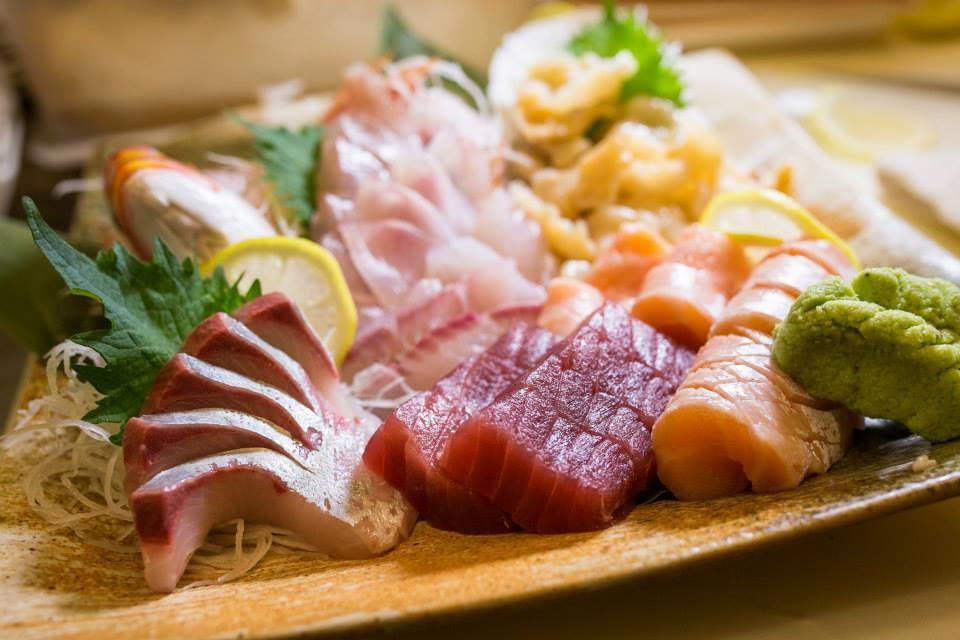 jj fish mart sashimi