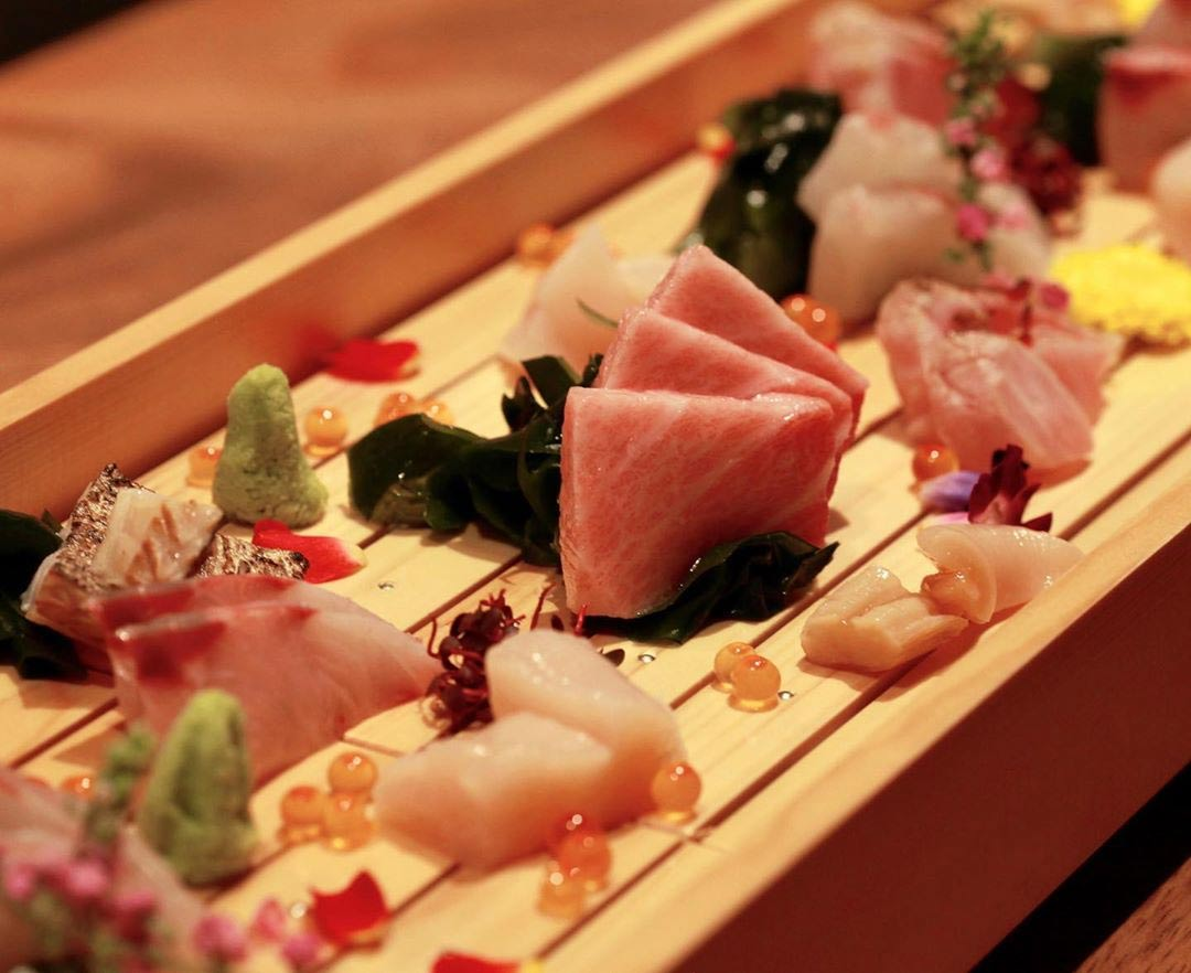 koji sushi bar sushi