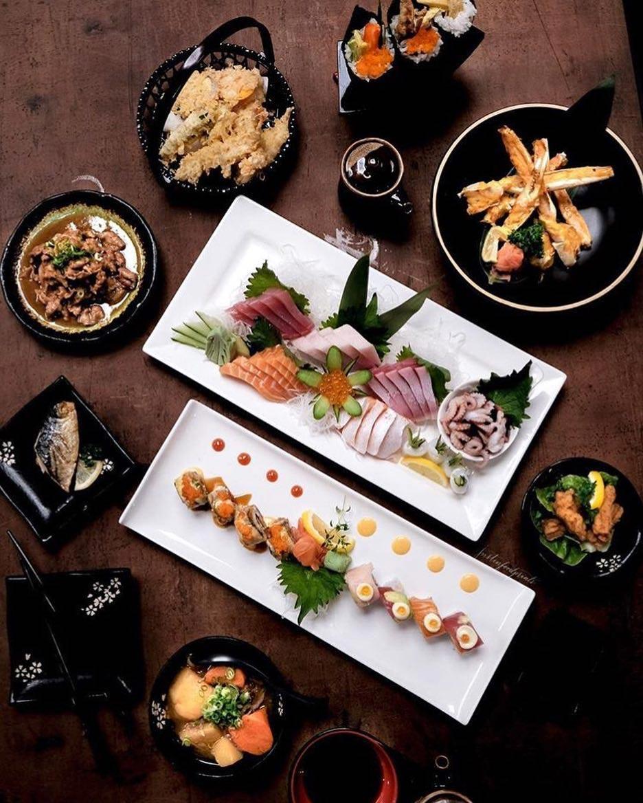 sushi shin minori - sushi