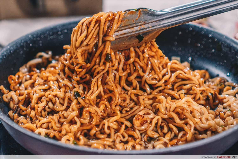 Parasite Ram-don recipe - Chapaghetti and Neoguri