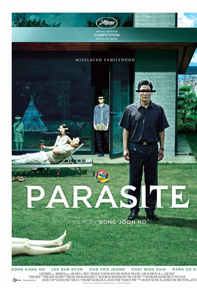 Parasite Ramdon - Film Poster