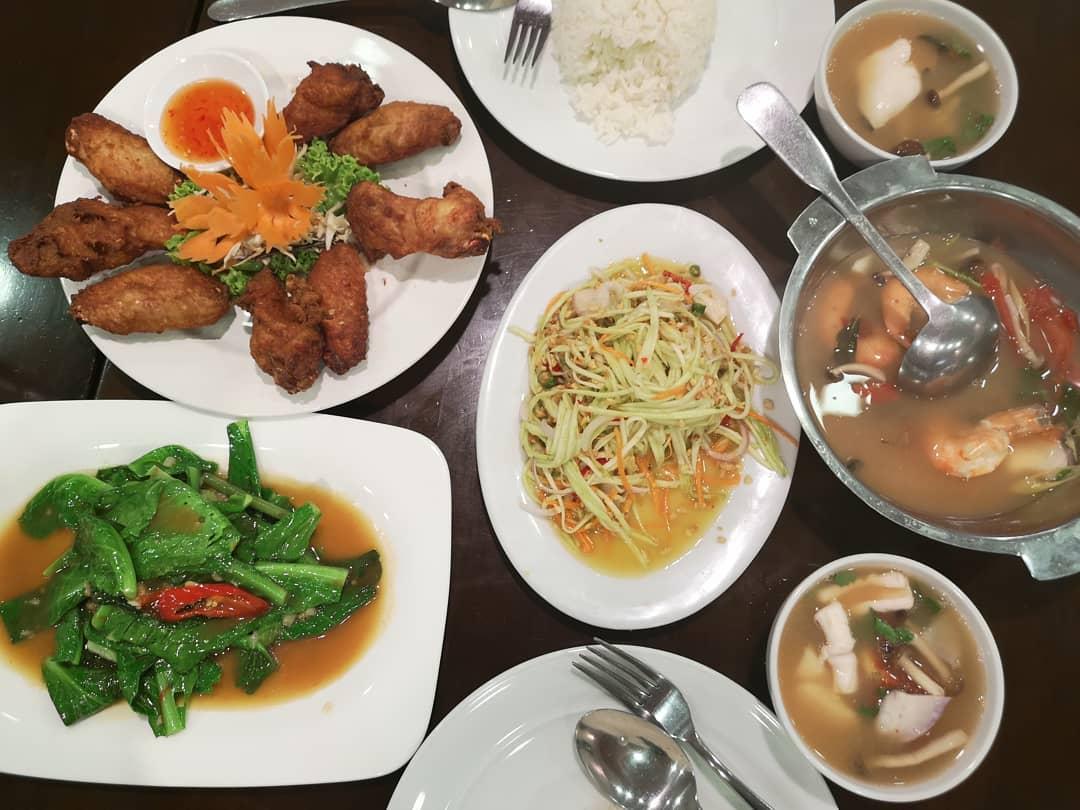 Paya Lebar Square and PLQ - Lotus Thai Restaurant