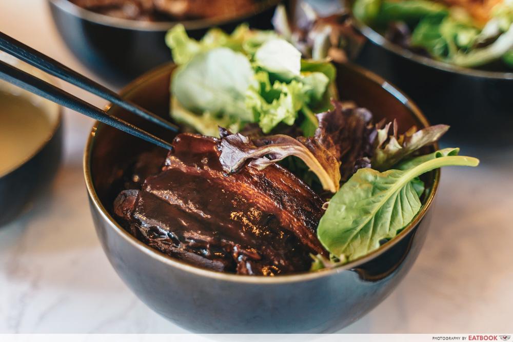 REVAMP Bar & Kitchen - Dong Po Pork Belly