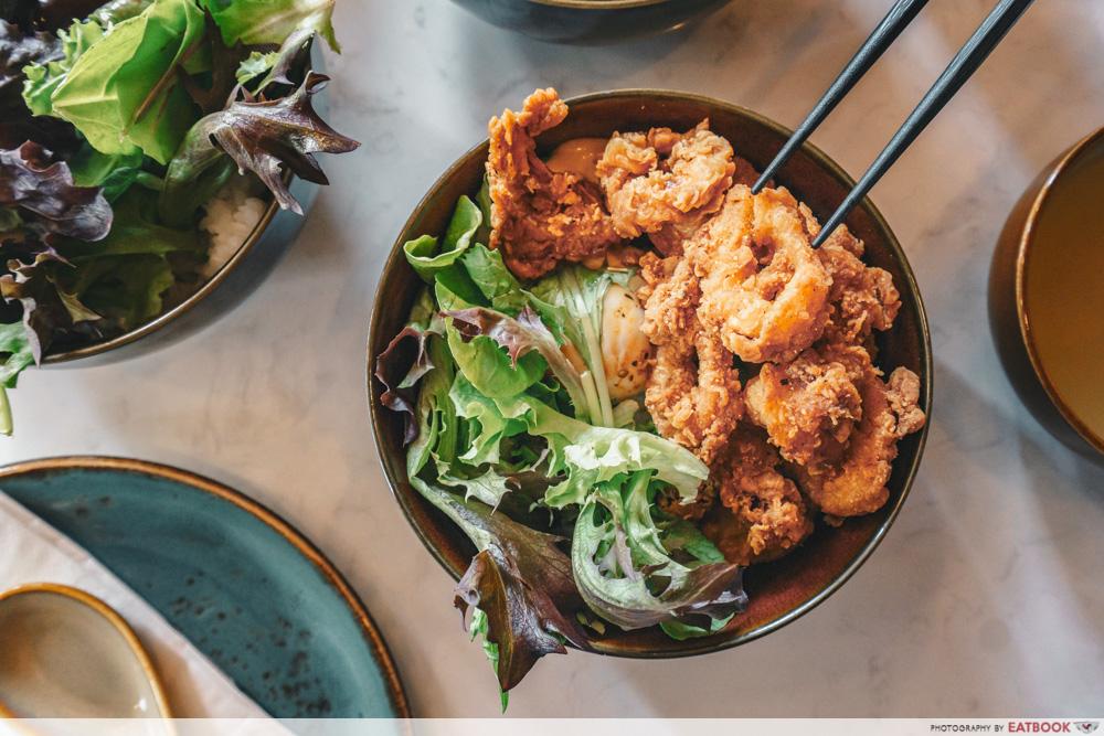 REVAMP Bar & Kitchen - Squid
