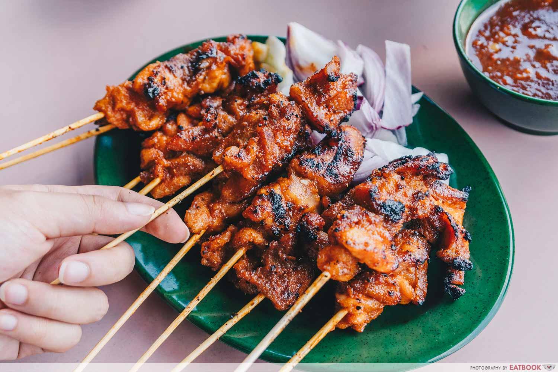 Rahim Muslim Food - Chicken Satay