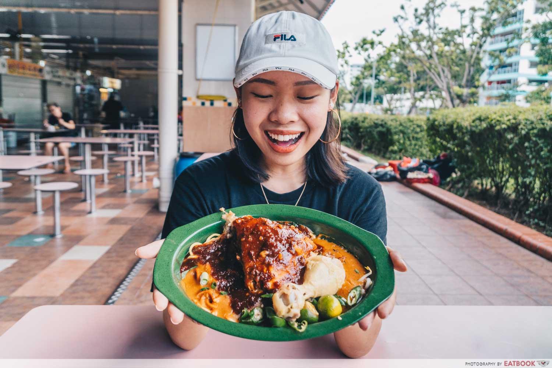 Rahim Muslim Food - Extra Special Mee Rebus
