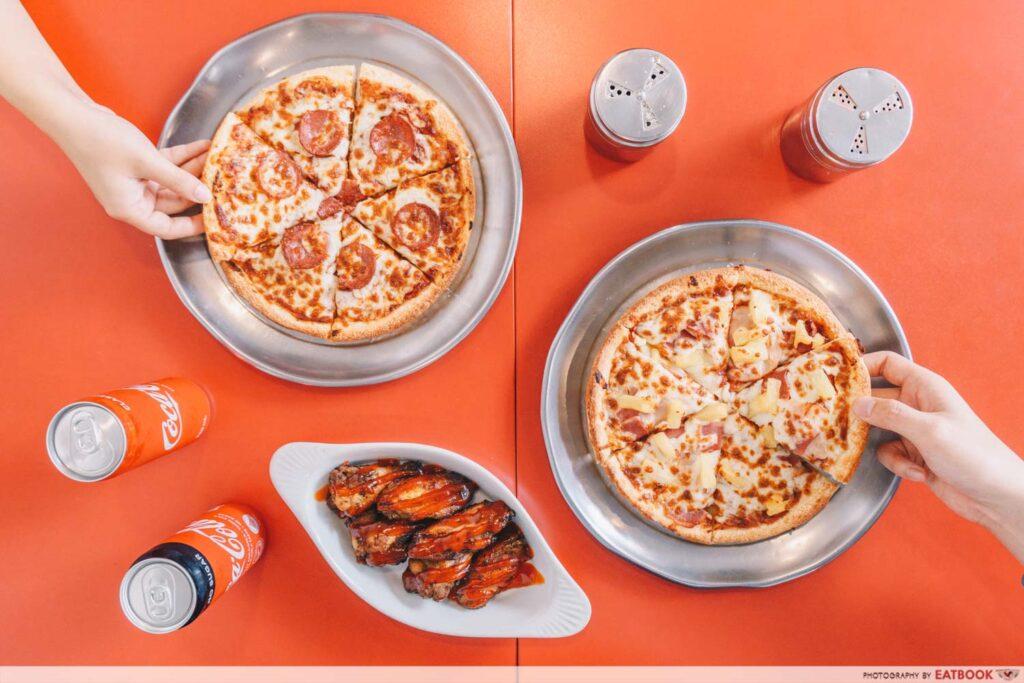 Sarpino Pizza