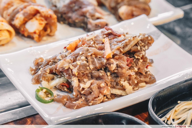 Yi Zi Wei - Beef In Beer