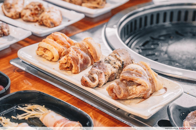 Yi Zi Wei - Heavenly King meats