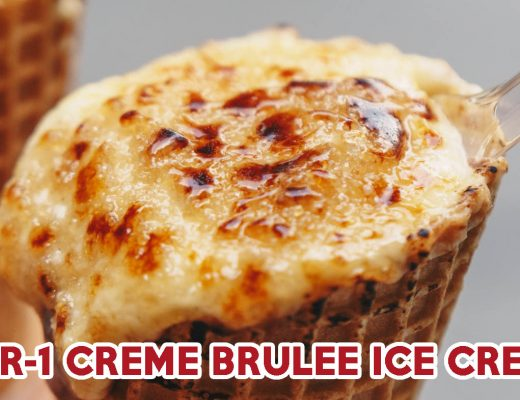 1-For-1 Creme Brulee Soft Serve - Feature Image