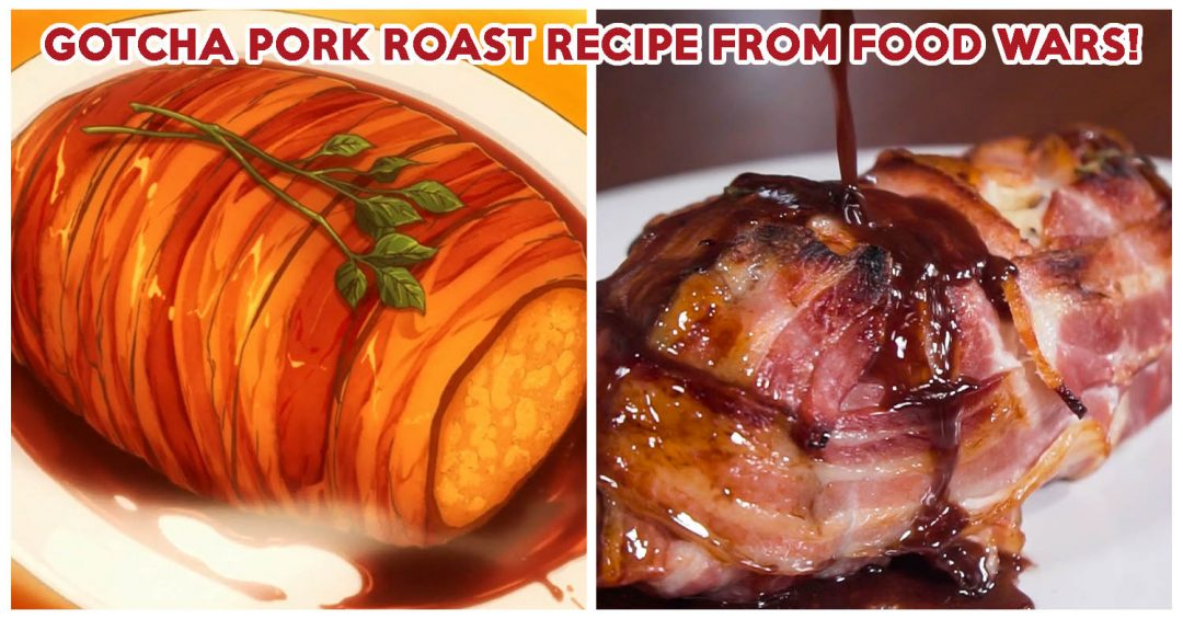 Gotcha Pork Roast cover image