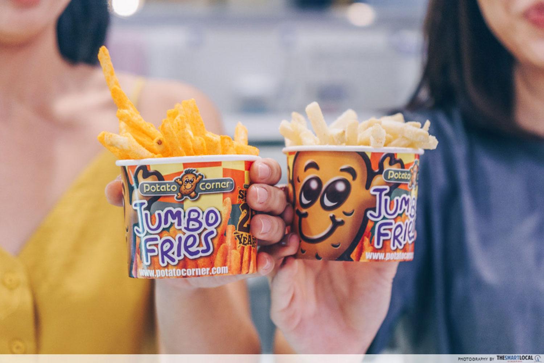 ChopeDeals - Potato Corner