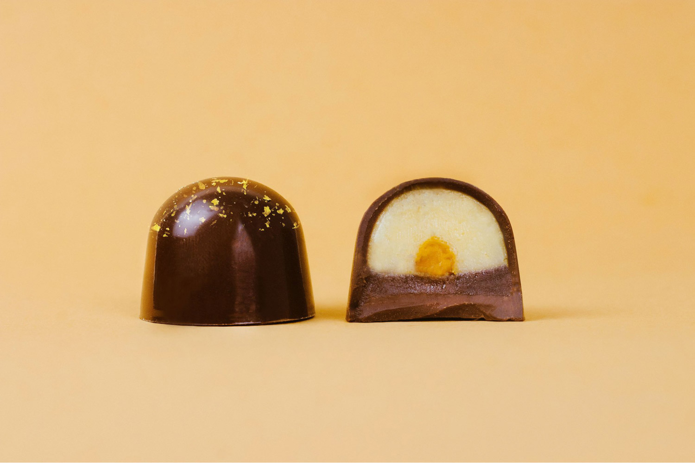 Golden Duck salted egg chocolates-4