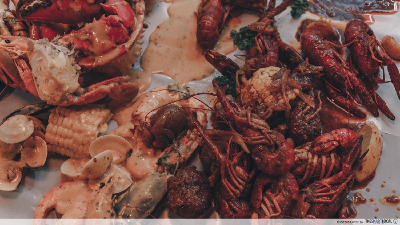 Halal Food Delivery Places - Cajun on wheels