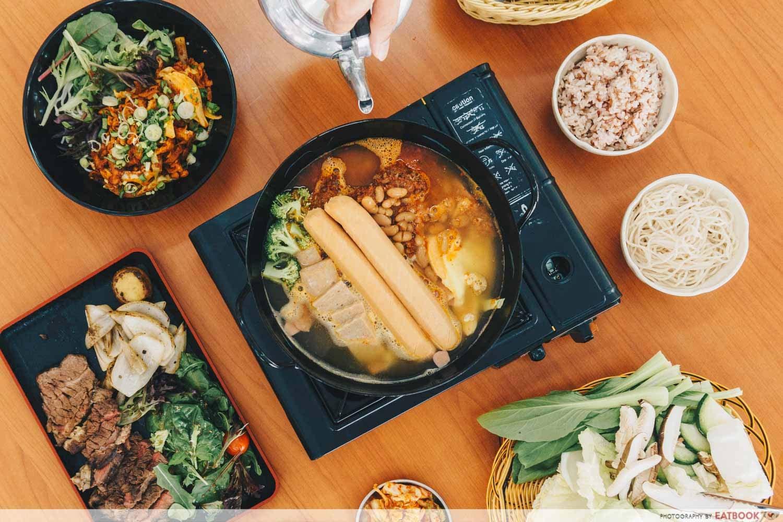 Halal Food Delivery Places - JW Korean food stories