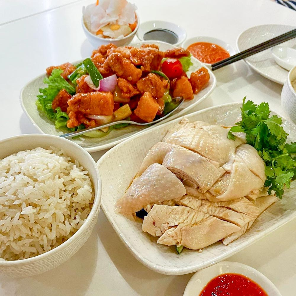 Hawker Delivery - Boon Tong Kee