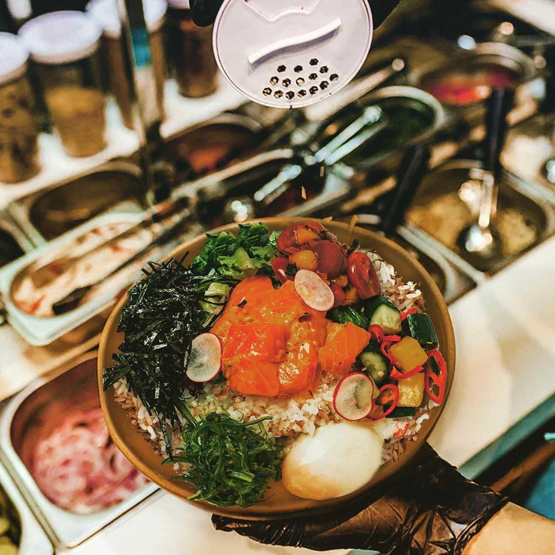 Healthy Food Delivery - Haakon