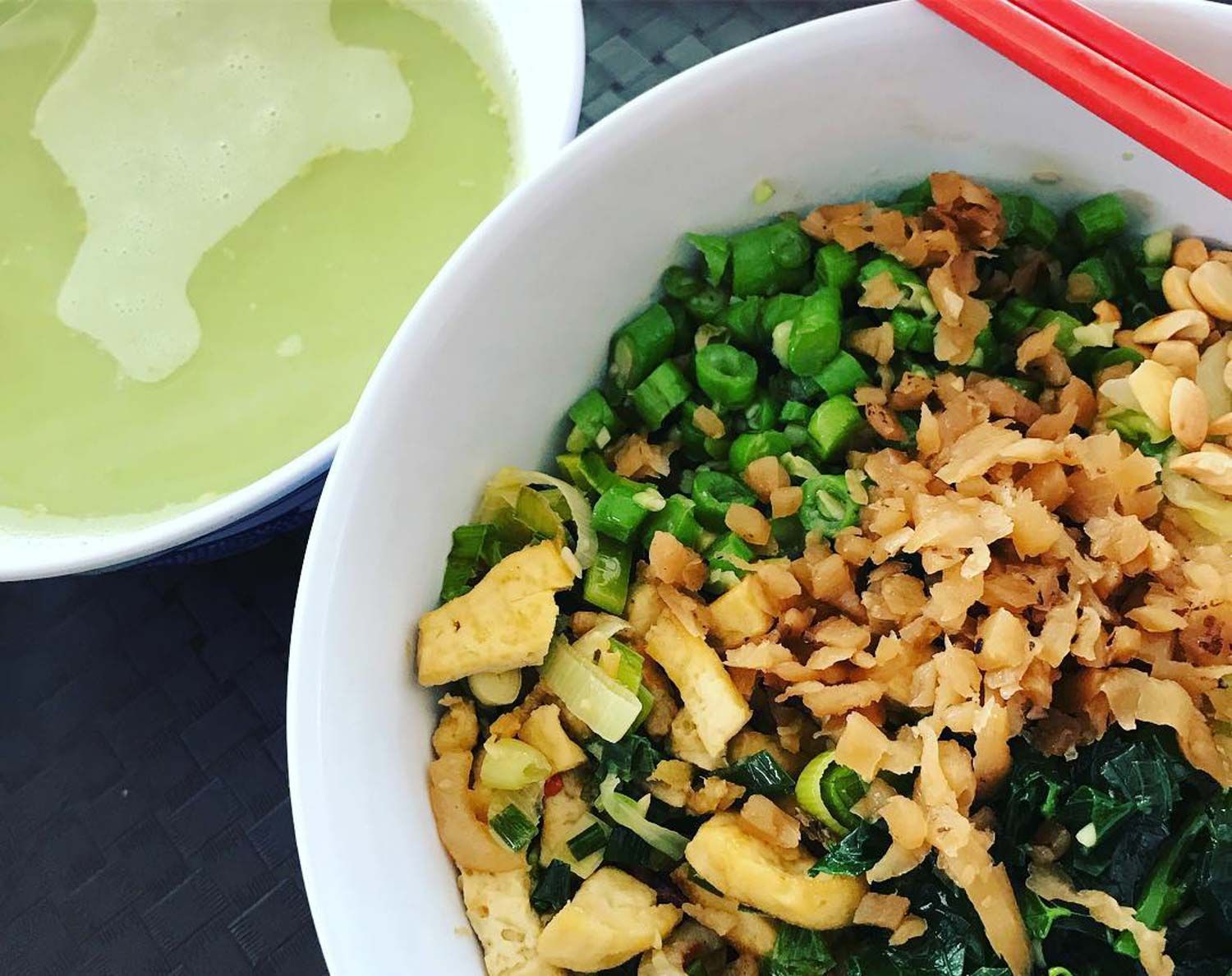 Healthy Food Delivery - Thunder tea rice