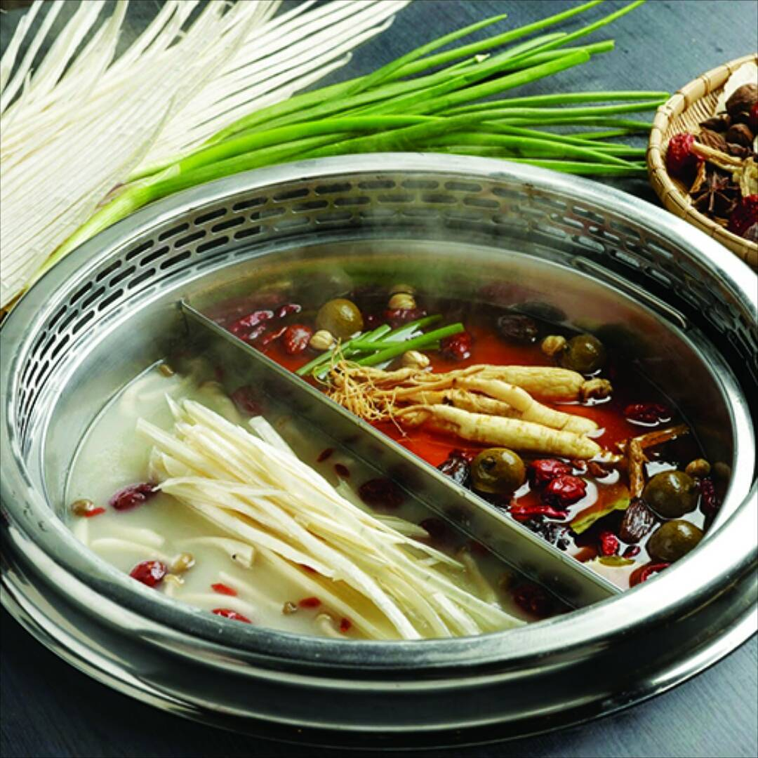 Hotpot Delivery - Broth