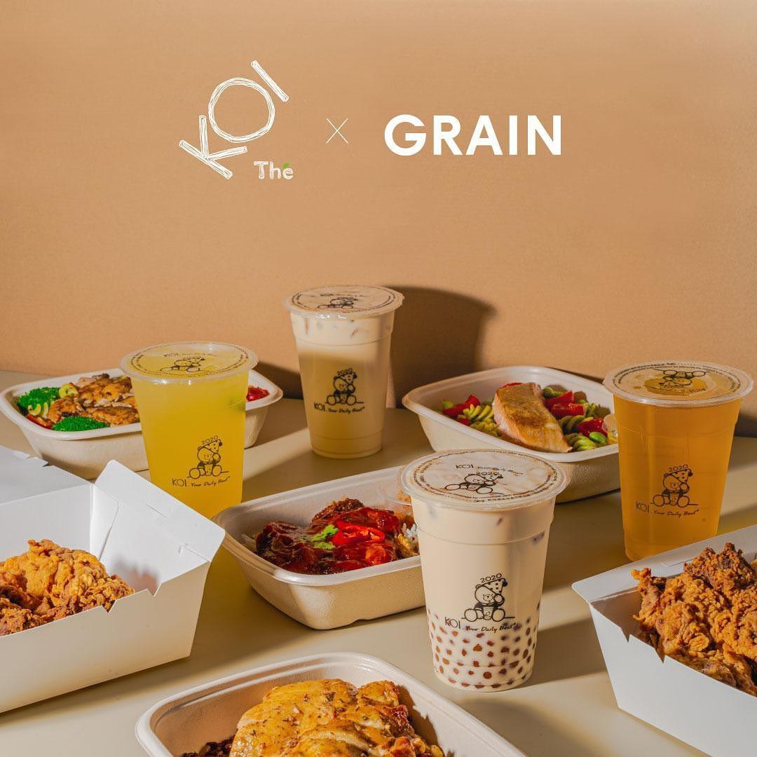 KOI Grain - KOI x Grain
