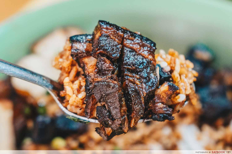Kim Kitchen Braised Duck - Braised pork