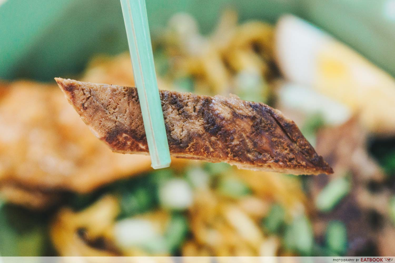 Kim Kitchen Braised Duck - Duck from duck noodle