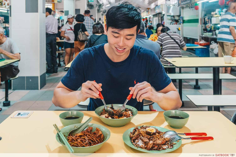 Kim Kitchen Braised Duck - Verdict shot