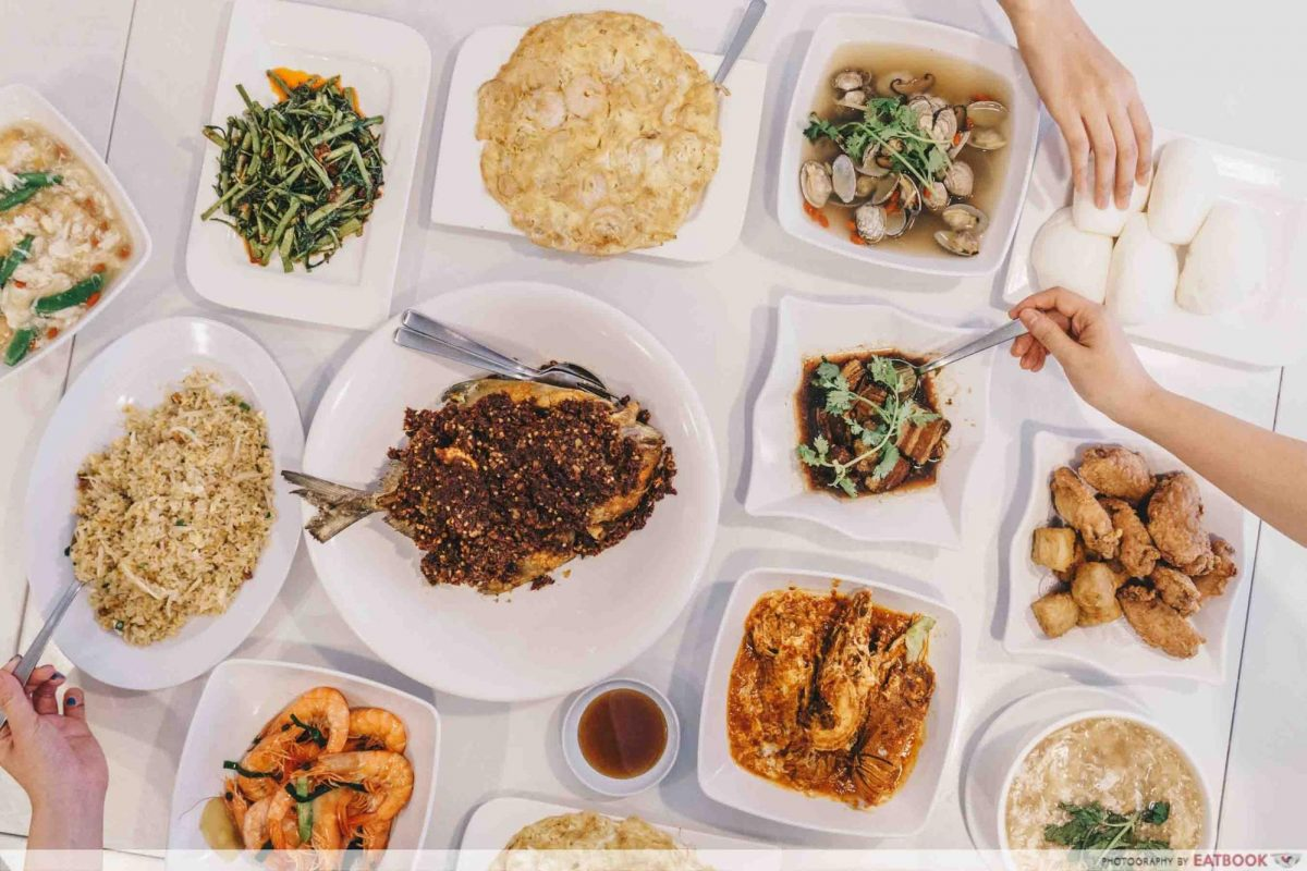 ZI CHAR DELIVERY LAI HUAT SIGNATURES