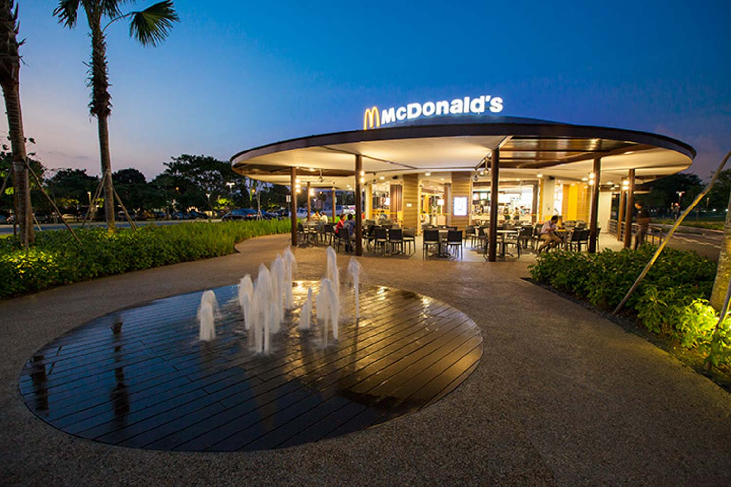 McDonald's suspends Singapore operations till May 4
