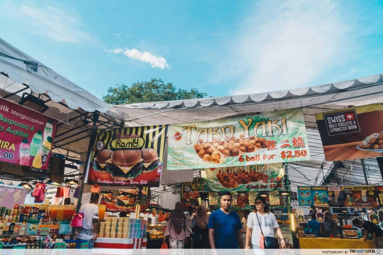Online Ramadan Bazaars - 2018 Geylang Serai Bazaar