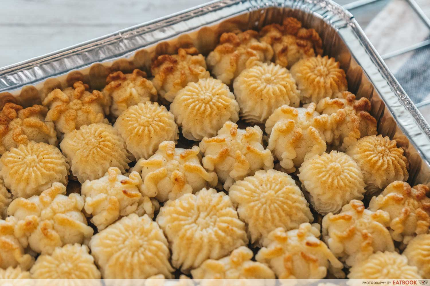 Shepherds Pie Delivery - beautiful mashed potatoes