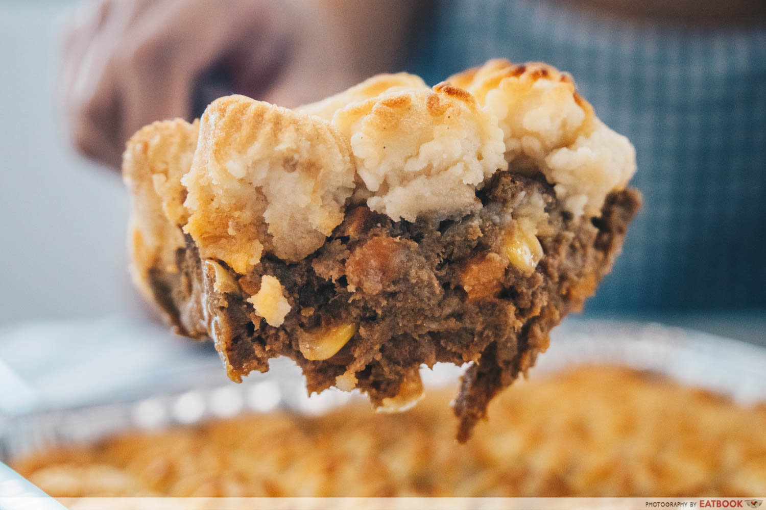 Shepherds Pie Delivery - lamb, beef, and chicken