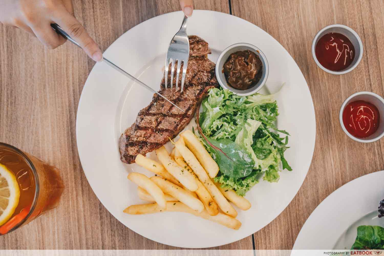 SteakGrill - NY Strip Steak