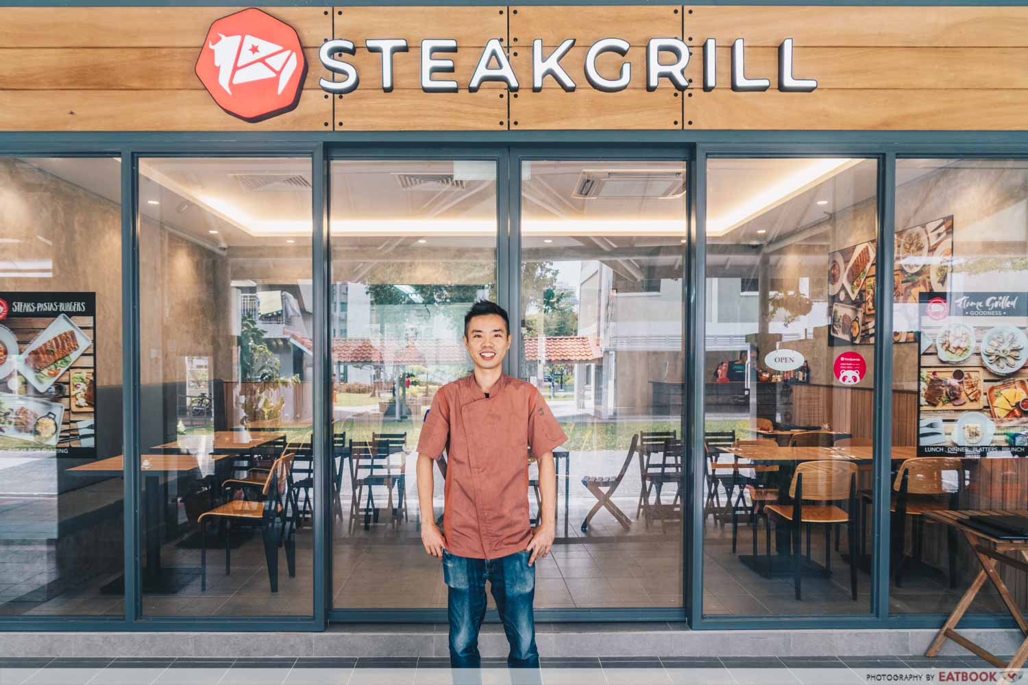 SteakGrill - Owner