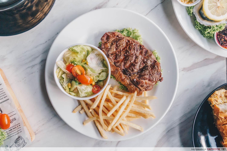 The Patio - Prime Striploin Steak