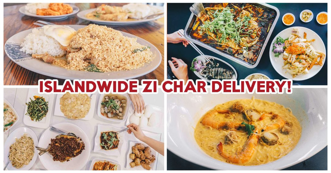 ZI CHAR ISLANDWIDE DELIVERY LISTICLE COVER
