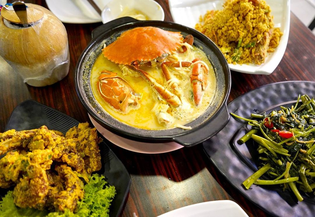 Zi Char Free Delivery - Kelly Jie Seafood
