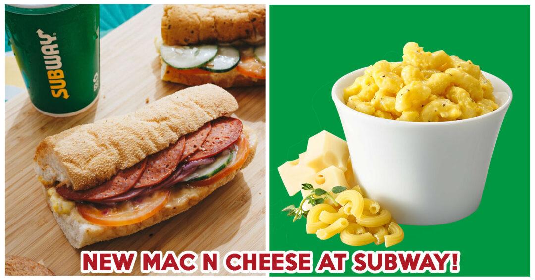 subway mac n cheese feature image