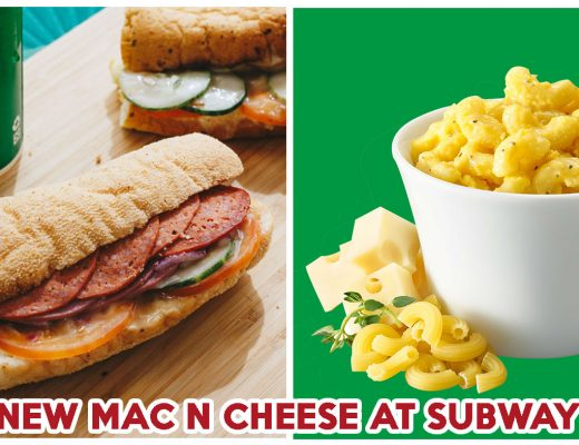 subway mac n cheese feature image