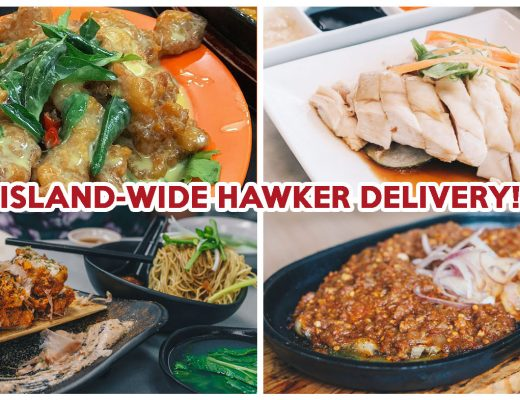 Famous Hawker Delivery