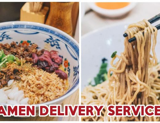Ramen delivery - feature image