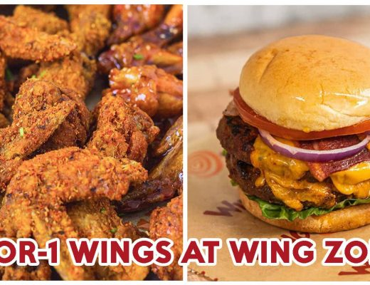 1-for-1 Wings - Feature Image