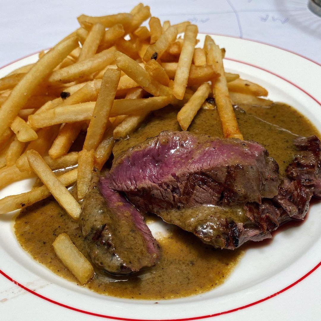 steak delivery l'entrecote