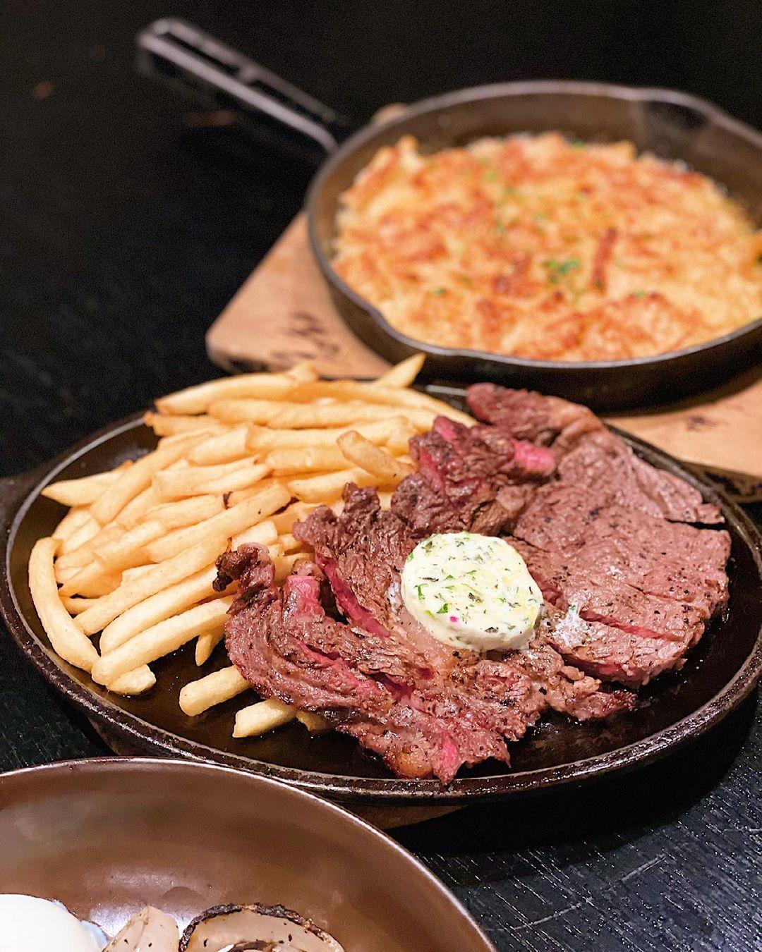 steak delivery bedrock