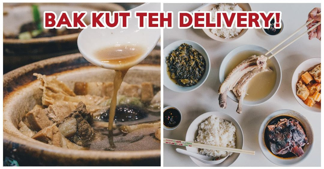 Bak Kut Teh Delivery - Feature Image