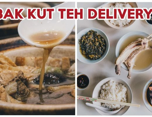 Bak Kut Teh Delivery - Feature Image